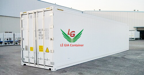 Container lạnh 40 feet mẫu 3