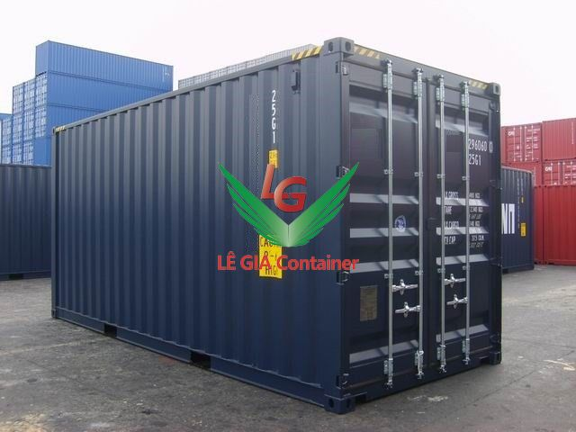 Container khô 20 feet (20ft dry cont. HC) cao