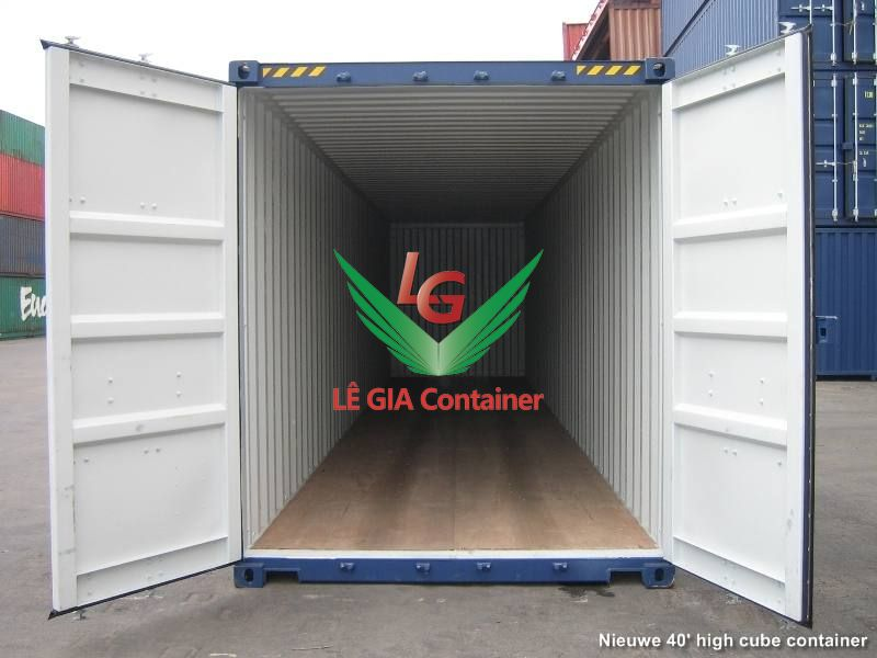 Container khô 40 feet (40ft dry cont.) cao 3