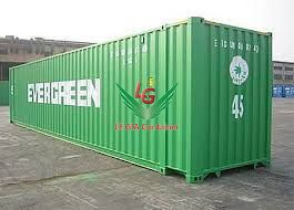 Container khô 45 feet (45ft dry cont.) cao mẫu 2